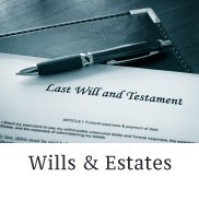 Wills & Estates | will